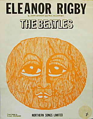 an analysis of eleanor in eleanor rigby by the beatles Eleanor rigby-the beatles no one remembered eleanor rigby enough to come to her funeral it is sad but francis schaeffer points out king solomon's words on death from 3000 years ago and they seem similar to the song's conclusion.